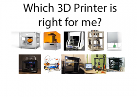 3d printer collage