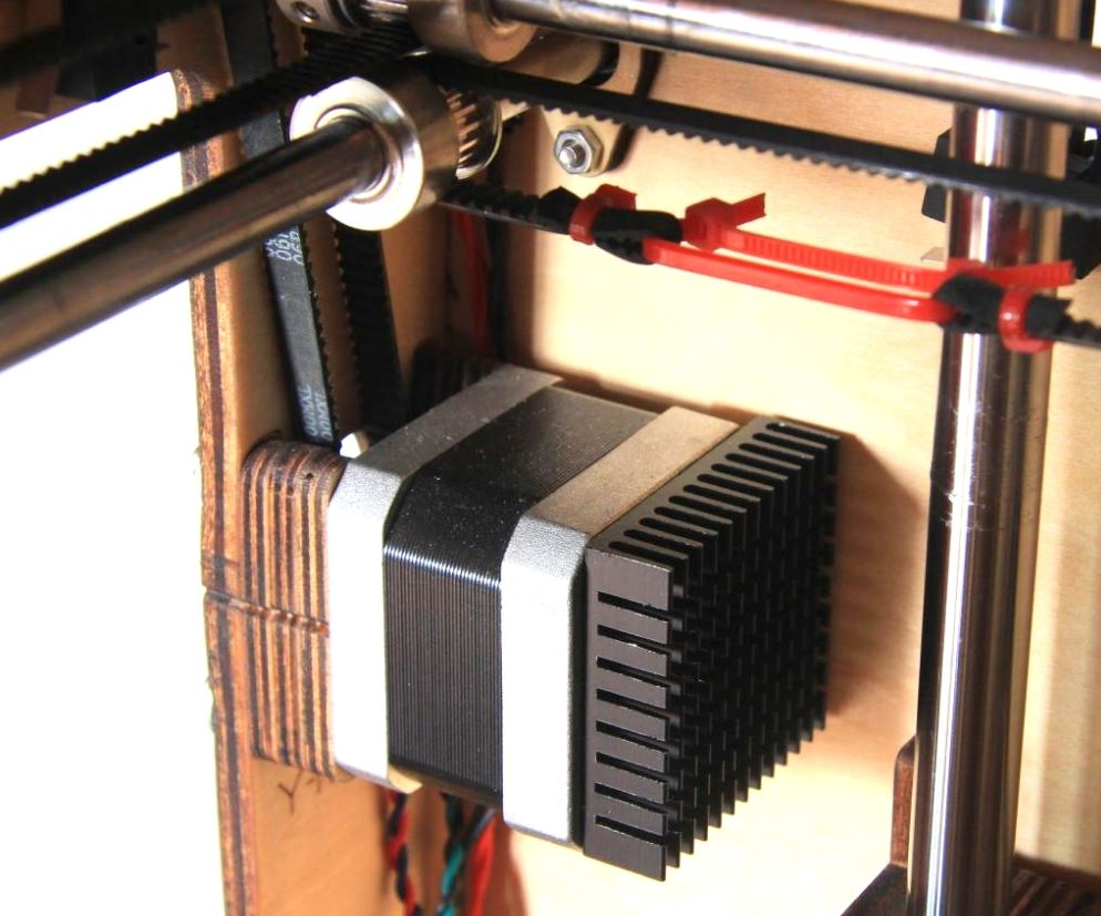 how to make a passive heatsink