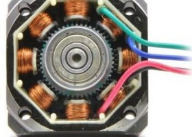 The magnetic core of a stepper motor begins to degrade at 80C